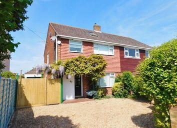 Thumbnail 3 bed semi-detached house for sale in Mays Lane, Stubbington, Fareham