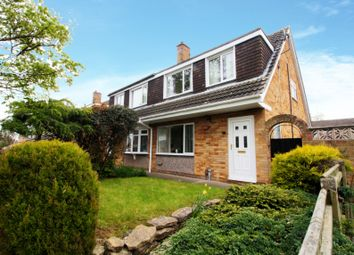 Thumbnail 3 bed semi-detached house for sale in Alwyn Road, Darlington