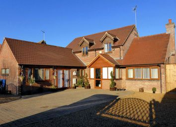 Thumbnail 4 bedroom country house for sale in Spencer Drove, Guyhirn, Cambridgeshire