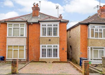 Thumbnail 3 bed semi-detached house for sale in Peperharow Road, Godalming