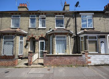 Thumbnail 3 bed terraced house for sale in John Street, Lowestoft