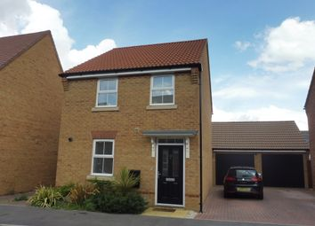 Thumbnail 3 bed link-detached house for sale in Athens Way, Waterlooville