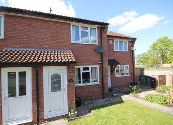Thumbnail 2 bed terraced house to rent in Weavers Crofts, Melksham