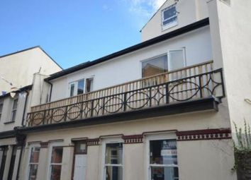 Thumbnail 2 bed flat for sale in Flat 3 20 Regent Street, Dawlish, Devon