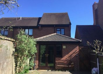 Thumbnail 2 bedroom end terrace house to rent in Harlow Way, Marston, Oxford