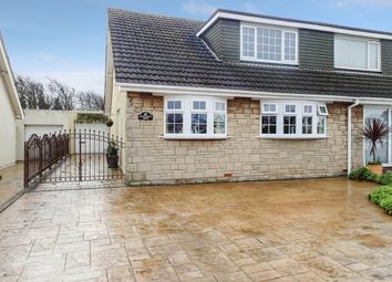 Thumbnail 4 bed semi-detached bungalow for sale in Fulmar Road, Porthcawl