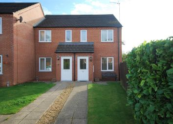 Thumbnail 2 bed terraced house for sale in Rathkenny Close, Holbeach, Spalding