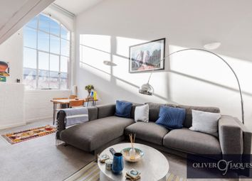 Thumbnail 2 bed flat for sale in Fairfield Road, London