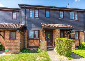 Thumbnail 2 bed terraced house for sale in Burton Close, Windlesham, Surrey