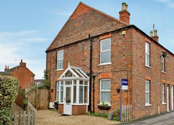 Thumbnail 2 bed end terrace house for sale in Reynard Street, Spilsby
