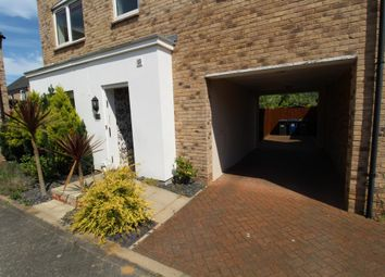 Thumbnail 4 bed detached house to rent in Ruston Close, Hartford, Huntingdon