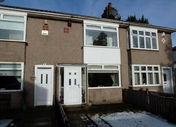 Thumbnail 2 bed terraced house to rent in Golf Drive, Glasgow