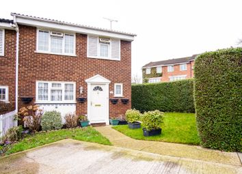 Thumbnail 3 bed end terrace house for sale in Firs Avenue, Friern Barnet