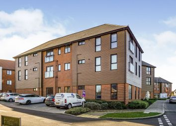 Thumbnail 1 bed flat for sale in Charlotte Way, West Malling