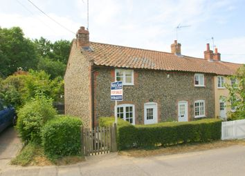 Thumbnail 1 bed cottage for sale in Mill Street, Westleton, Saxmundham