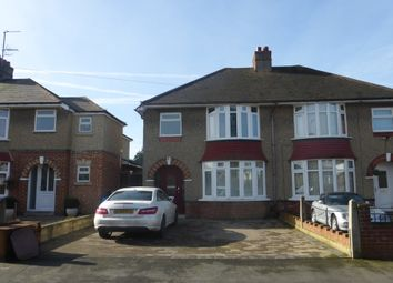 Thumbnail 3 bed semi-detached house for sale in Marlborough Road, Gloucester, Gloucester