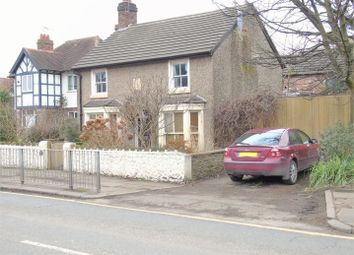 Thumbnail 3 bed detached house for sale in Leyfield Road, West Derby, Liverpool