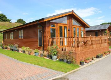 Thumbnail 2 bed lodge for sale in Lightfoots Road, Scarborough