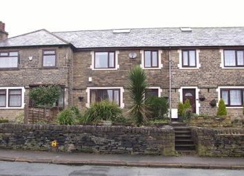 Thumbnail 2 bed terraced house for sale in Beechwood Road, Illingworth, Halifax