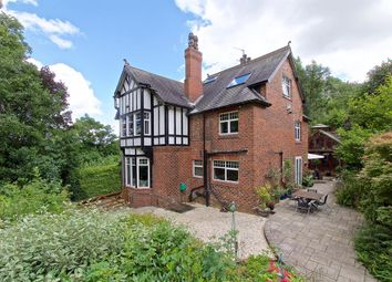 Thumbnail 5 bedroom detached house for sale in Pool Bank New Road, Pool In Wharfedale, Otley
