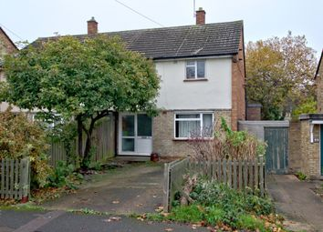Thumbnail 4 bedroom semi-detached house for sale in Wadloes Road, Cambridge