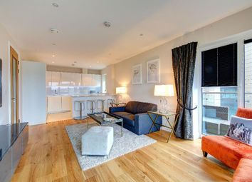 Thumbnail 2 bed flat for sale in Spinnaker House, Juniper Drive, Battersea Reach, London