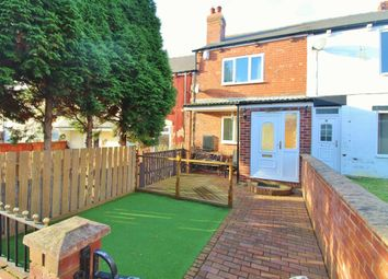 Thumbnail 2 bed terraced house for sale in Manor Avenue, Goldthorpe, Rotherham