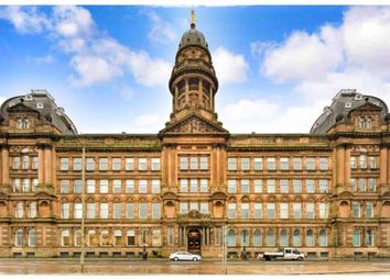 Thumbnail 1 bed flat for sale in Morrison Street, Glasgow