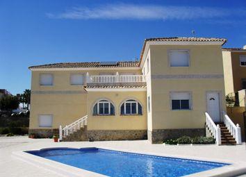 Thumbnail 4 bed detached house for sale in Urbanización La Marina, San Fulgencio, Costa Blanca, Valencia, Spain
