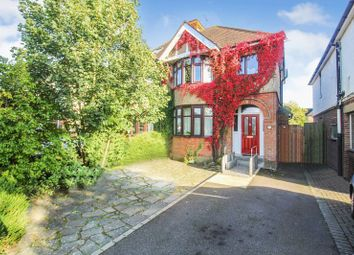 Thumbnail 3 bed semi-detached house for sale in Halfmoon Lane, Dunstable
