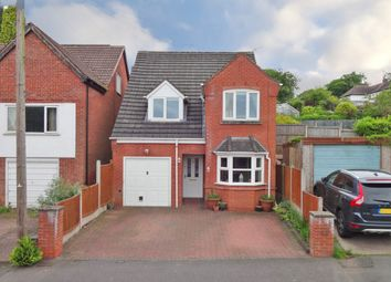 Thumbnail 4 bedroom detached house for sale in Ashmead Drive, Cofton Hackett