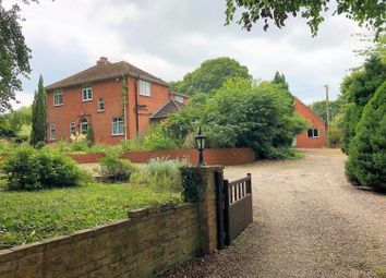 Thumbnail 3 bed detached house for sale in Welton Le Wold, Louth