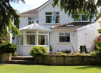 Thumbnail 5 bed detached house for sale in Hanging Green Lane, Hest Bank, Lancaster