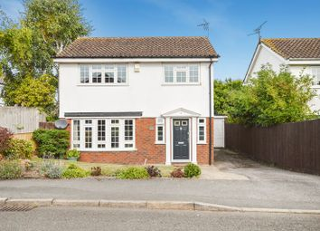 Thumbnail 3 bed detached house for sale in Haglis Drive, Wendover, Aylesbury