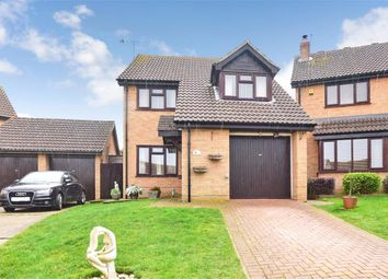 3 bed detached house for sale in Allen Close, Lords Wood, Chatham, Kent ME5