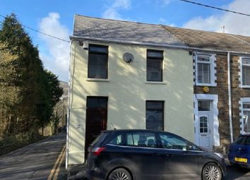Thumbnail 3 bed end terrace house for sale in Ynys Y Gwas, Cwmavon, Port Talbot, Neath Port Talbot.