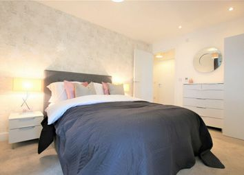 Thumbnail 2 bed flat for sale in Boston House, Park Place, Stevenage, Herts