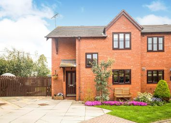 Thumbnail 3 bed semi-detached house for sale in Bullcroft Close, Shocklach, Malpas
