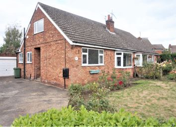 Thumbnail 3 bed semi-detached bungalow for sale in Cheesemans Close, Waltham