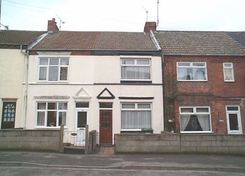Thumbnail 2 bed terraced house to rent in Main Road, Pye Bridge, Alfreton