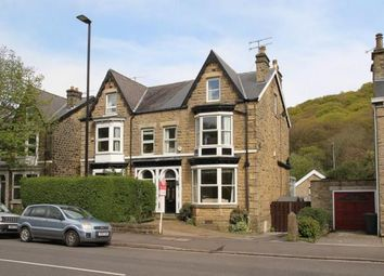 Thumbnail 5 bed semi-detached house for sale in Abbeydale Road South, Dore, Sheffield, South Yorkshire