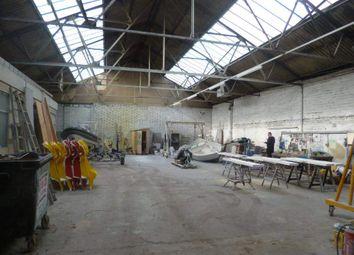 Thumbnail Light industrial for sale in Industrial - London Road, Pembroke Dock