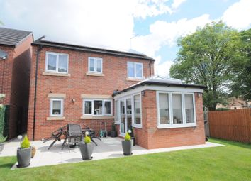 Thumbnail 4 bed detached house for sale in Hallcoate View, East Hull