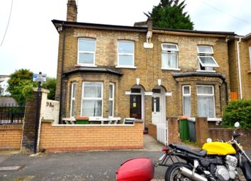 Thumbnail 3 bed semi-detached house to rent in Hatfield Road, Stratford, London