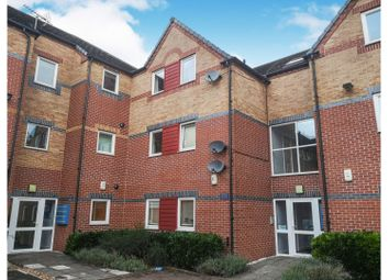 Thumbnail 2 bed flat for sale in Lowater Place, Nottingham
