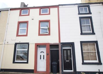 Thumbnail 4 bed town house for sale in Fleming Square, Maryport