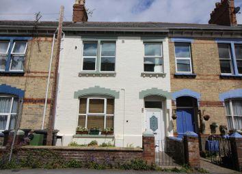 Thumbnail 3 bedroom flat for sale in Summerland Street, Barnstaple, Devon