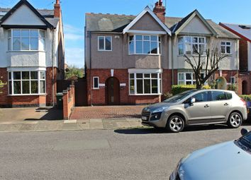 Thumbnail 3 bed semi-detached house to rent in St Andrews Road, Earlsdon, Coventry, West Midlands