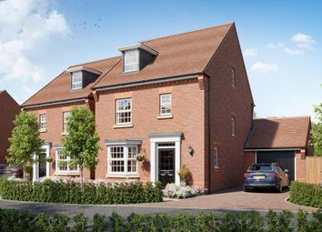 """Thumbnail 4 bed detached house for sale in """"Bayswater"""" at Grange Road, Tongham, Farnham"""