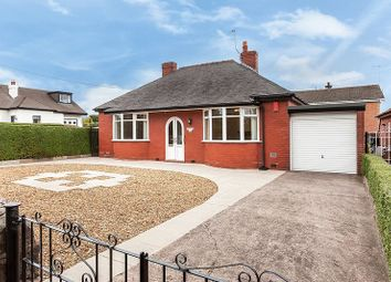 Thumbnail 2 bed bungalow for sale in Wedgwood Lane, Gillow Heath, Stoke-On-Trent